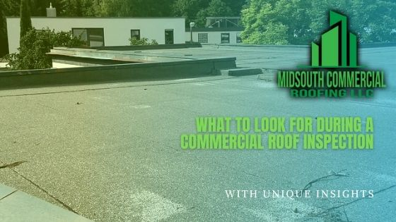 Commercial Roof Inspection (Blog Cover)